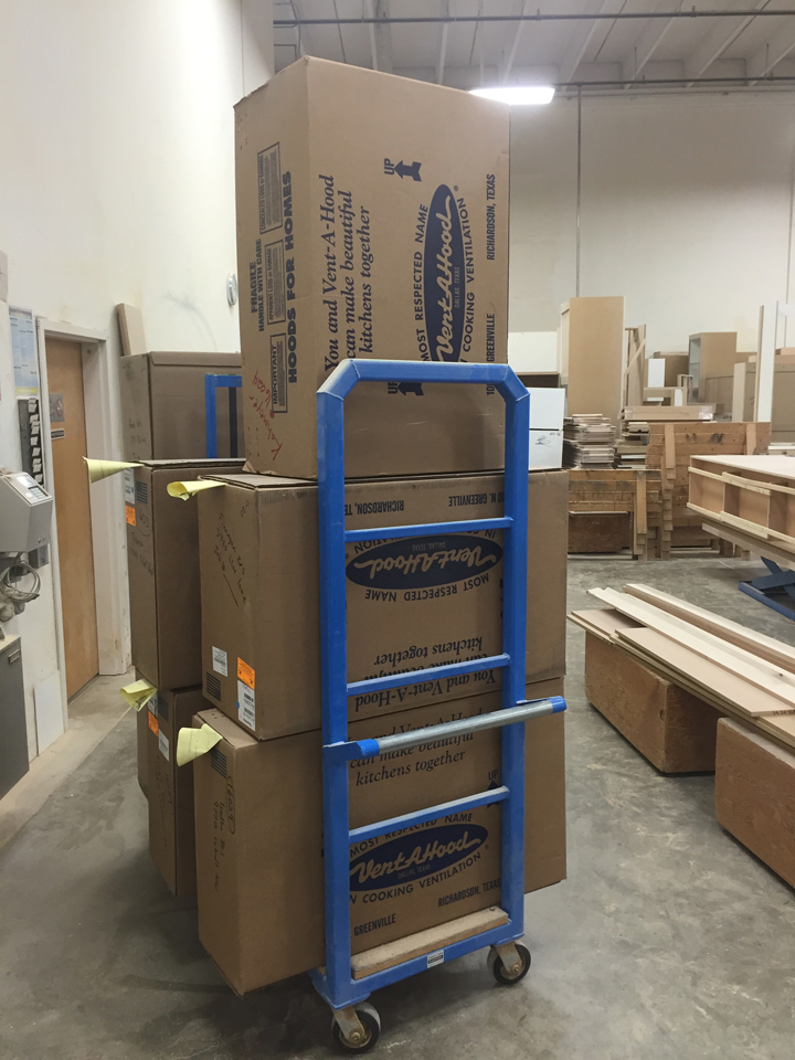 State-of-the-Art Shop - Scandia Custom Cabinets