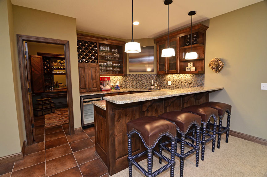 buffets bars scandia custom cabinets. Black Bedroom Furniture Sets. Home Design Ideas