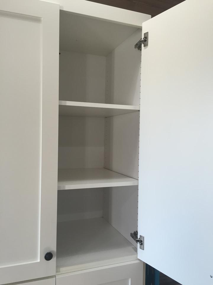 Bon Cabinet Interior