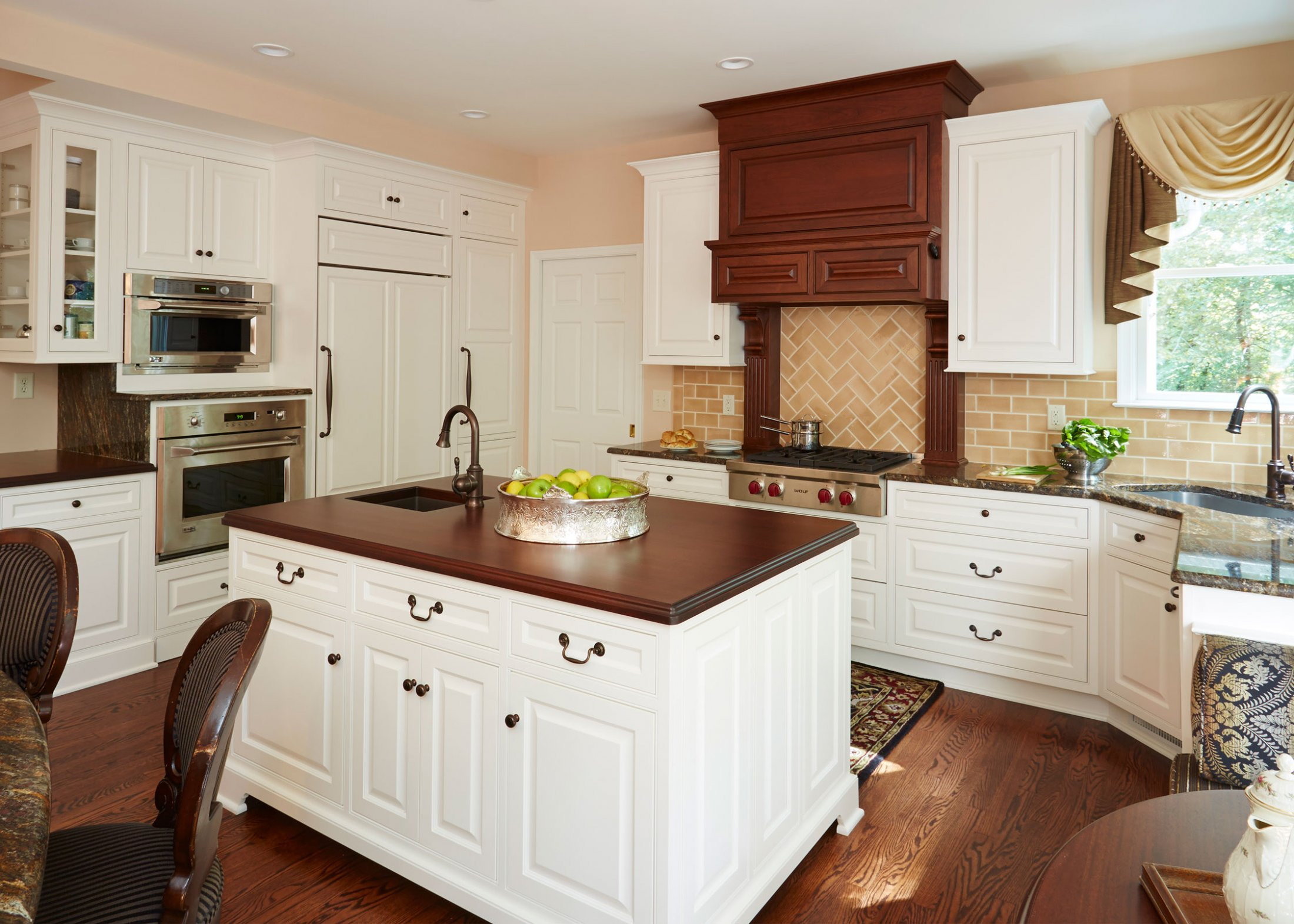 Semi Custom Kitchen Cabinets: Scandia Custom Cabinets