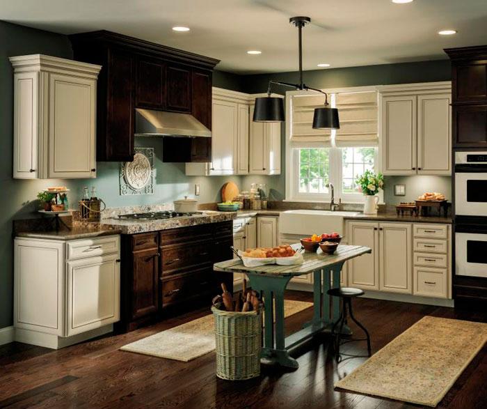 Semi Custom Kitchen Cabinets: Scandia Custom Cabinets